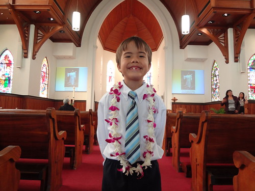 Alex's First Communion