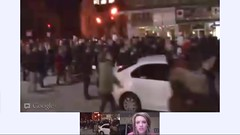 Montreal Student Protest Apr 27 LIVE Google+ Hangout On Air - pix 01
