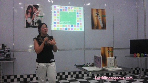Benetton PH fragrance launch with Emily Kho