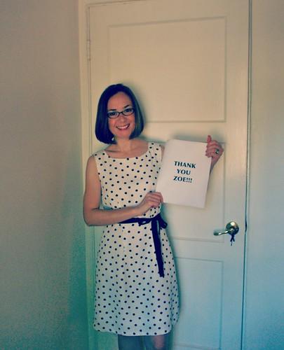 MMM 5/31 - Thanks Zoe!!!!!!!
