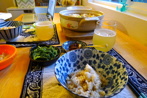 Tofu Jjigae