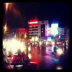 กองทัพมอเตอร์ไซค์กลางเมืองโฮจิมิน #PomVN