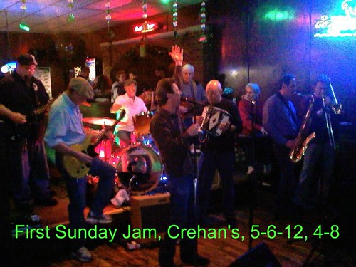 First Sunday Jam 5-6-12