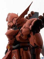 GOGO Studio Reckless 1-144 Version Sazabi Prototpe Pictures (29)