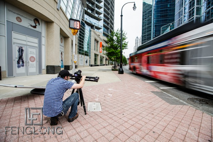 Behind the Scenes Time-Lapse Shooting in Midtown | Atlanta Commercial Time-Lapse Photographer