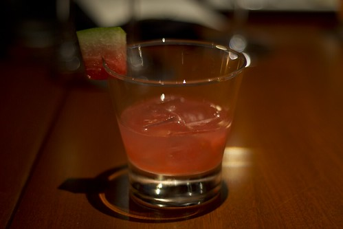 watermelon refresher cocktail