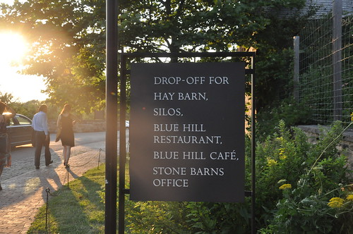 Blue Hill at the Stone Barns