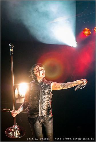 Marilyn Manson (Brian Hugh Warner)