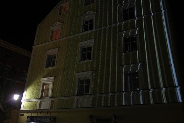 mayer+empl . sh . interactive video mapping performance . passau . 2012
