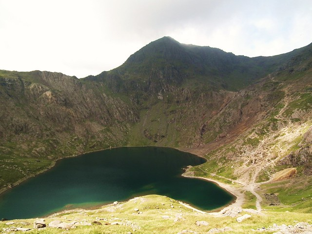 Mount Snowdon - Snowdonia, Wales