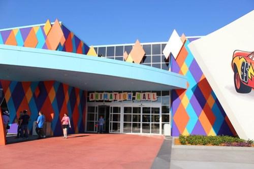 Animation Hall