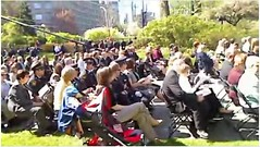 Pre-ceremony @ Queen's Park Ontario Police Memorial, Sun May 6th - pix 02