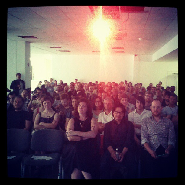 Full house #igniteberlin