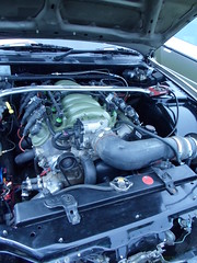 1991 Nissan Silva - LS V8 engine