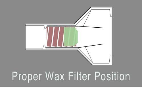 Shure-Wax-Filter