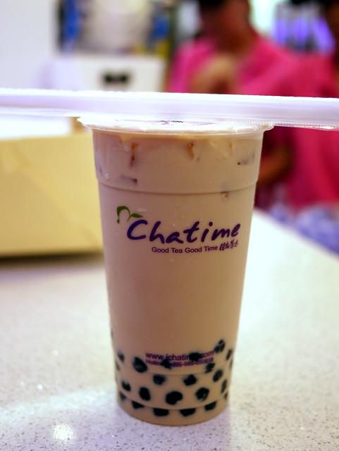 Chatime Milk Tea