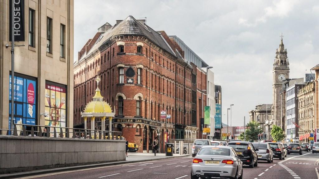 Bittles Bar Belfast, best hotels in belfast