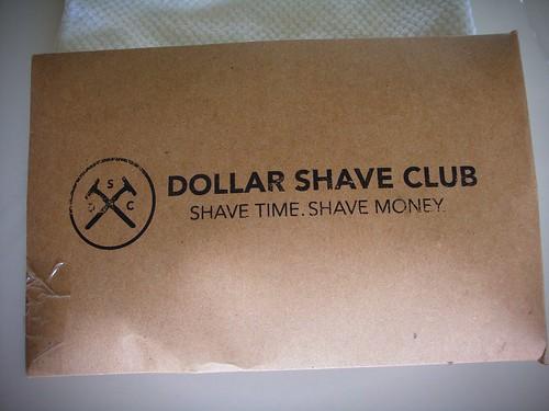 Dollar Shave Kit