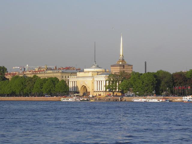Адмиралтейство // Admiralty building