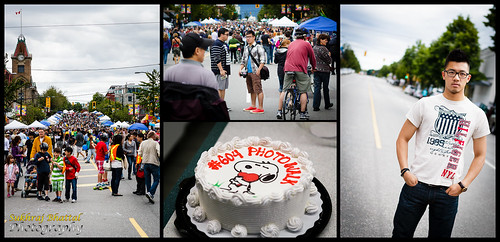 Day 534 - #604Photowalk 10 at Car Free Days on Main St by SukhrajB