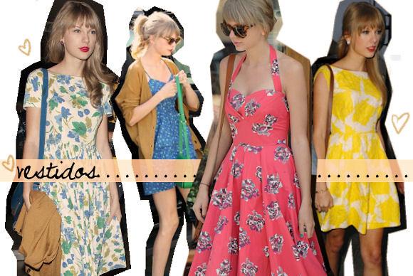 Taylor Swift - vestidos