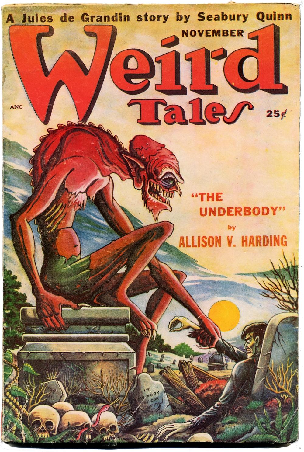 Matt Fox Weird Tales