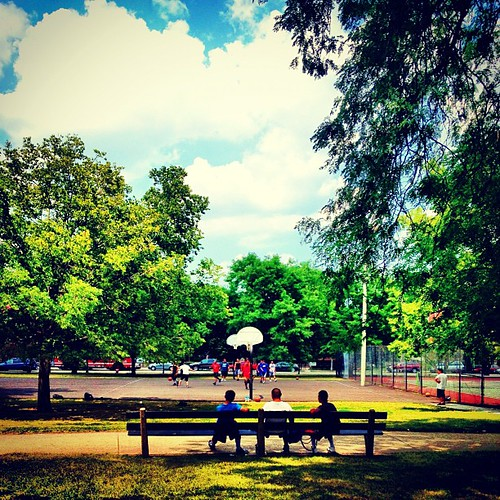 Summer in Chi-city
