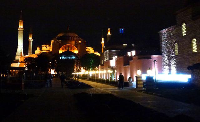 Istanbul - avril 2012 - jour 2 - 211 - Sainte-Sophie