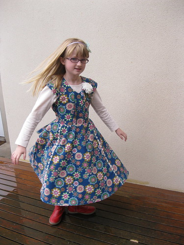 You Sew Girl! Best Dress for Clare