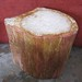 Petrified Wood coffee table for sale