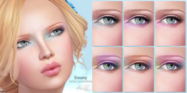 cheLLe - Dreamy