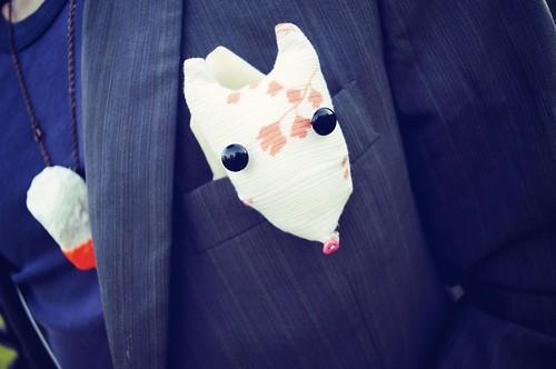 Freedom of Potato Wolf-Kerchief Collab