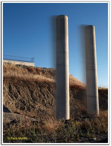concrete in the wind