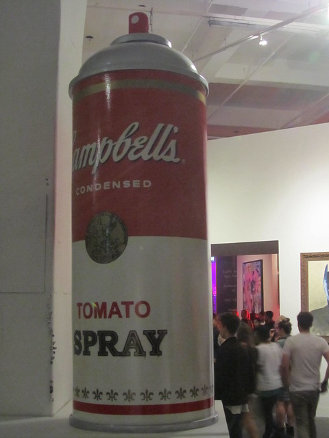 Rave Art: Mr Brainwash & David Guetta know how to party (3/6)