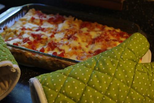 lasagna FAIL :-(