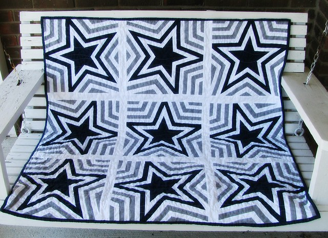 Dallas Cowboys Quilt C