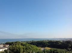 今日もいい天気!