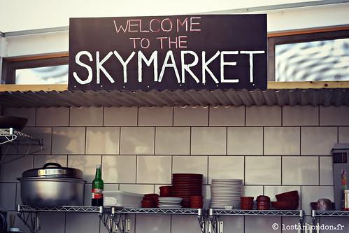 skymarket london
