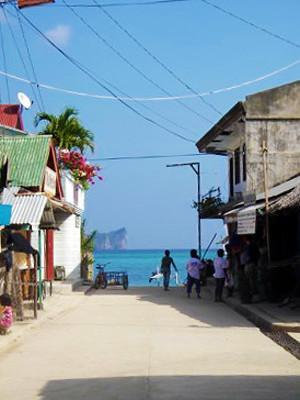 Rizal Street, El Nido, Palawan (2006)