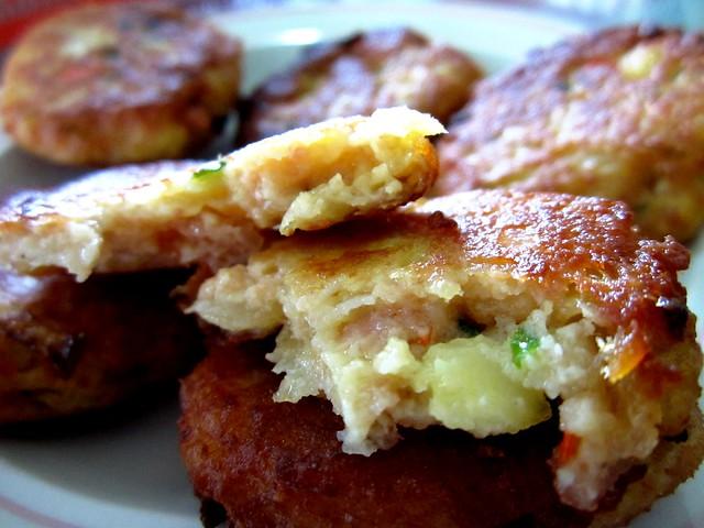 STP's luncheon meat potato croquettes 2