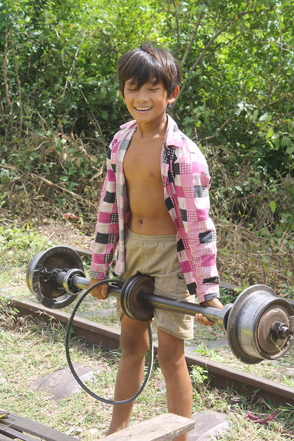 Bamboo Train Engineer Protege