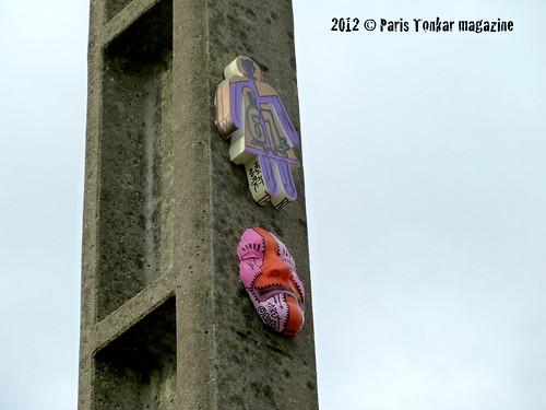 Tarek & Gregos #14, Rennes, 2012 by Pegasus & Co