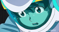 Gundam AGE 4 FX Episode 47 Blue Planet, Lives Ending Youtube Gundam PH (101)