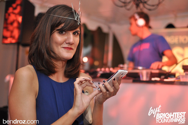 Sep 9, 2012 -Fashion Night Out BYT-58 - Ben Droz