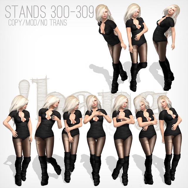 !bang - stands 300-309