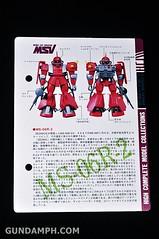 HCM MS-06R-2 Johnny Ridden's Zaku-II (144 scale) 1984 make (14)