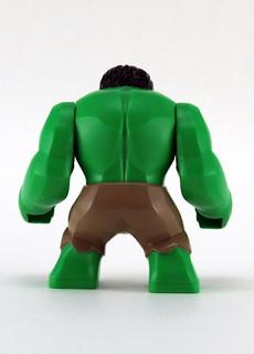 13. Hulk Back