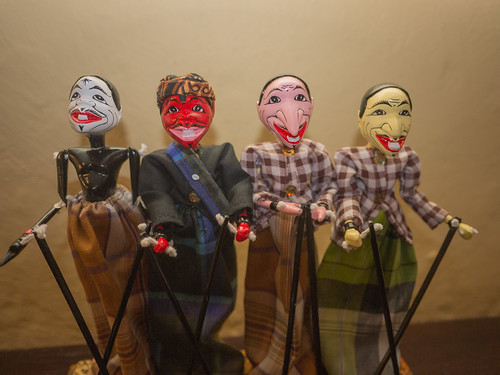 267/366 - Puppets by Flubie
