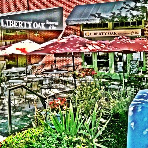 Liberty Oak by Greensboro NC