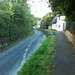 High footpaths in Letcombe